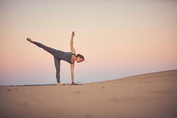 It's Okay to Fall: Top 3 Balancing Poses to Teach You How to Pick Yourself Back Up