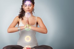Who discovered the chakras?