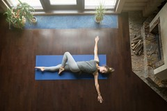 Soothing Anxiety With Restorative Yoga