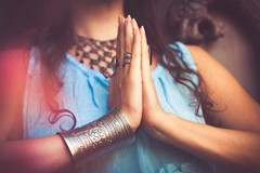 Namaste and Namaskar: Greeting the Divine