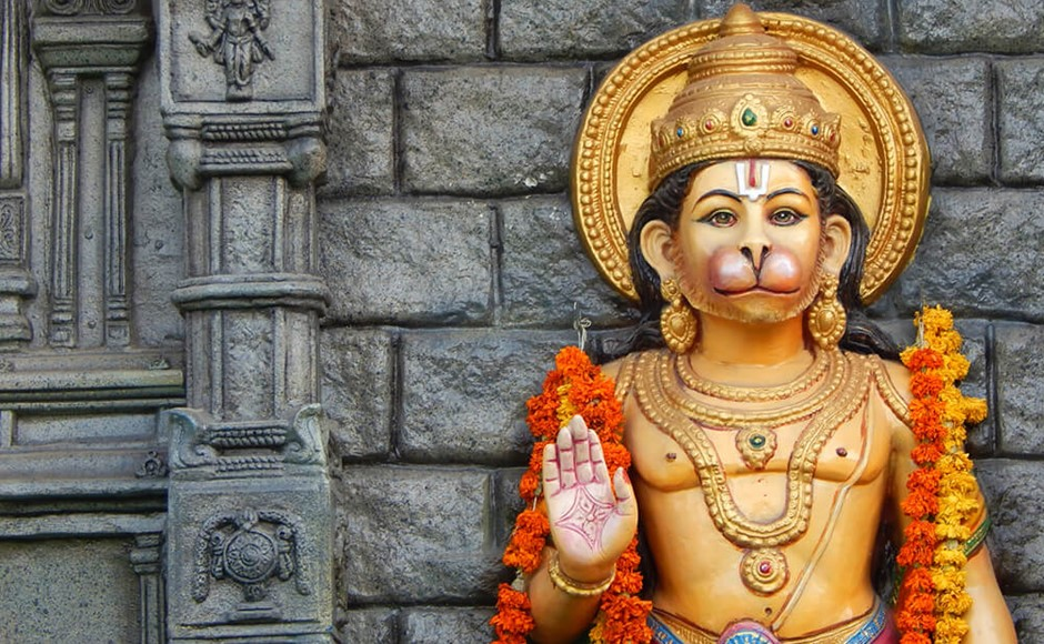 An Introduction to Hanuman: The Hindu Monkey God