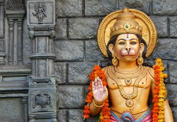 An Introduction to Hanuman: The Hindu Monkey God