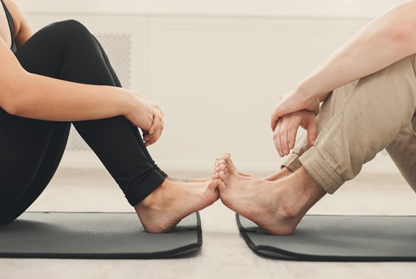 Embrace Partnership: Top 5 Yoga Poses to Try With a Partner