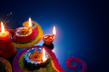 Happy Diwali! This Festival of Lights Will Illuminate Your Fall.