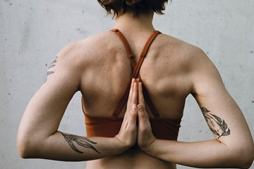 Yoga as Somatic Therapy for Healing Trauma and PTSD