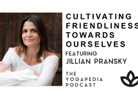 The Yogapedia Podcast Featuring Jillian Pransky