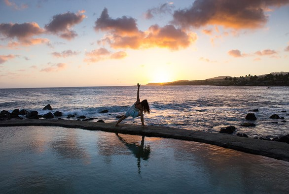 How to Maintain Your Yoga Practice While Travelling