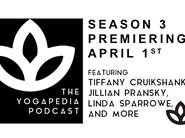 Coming April 1st: The Yogapedia Podcast Season 3