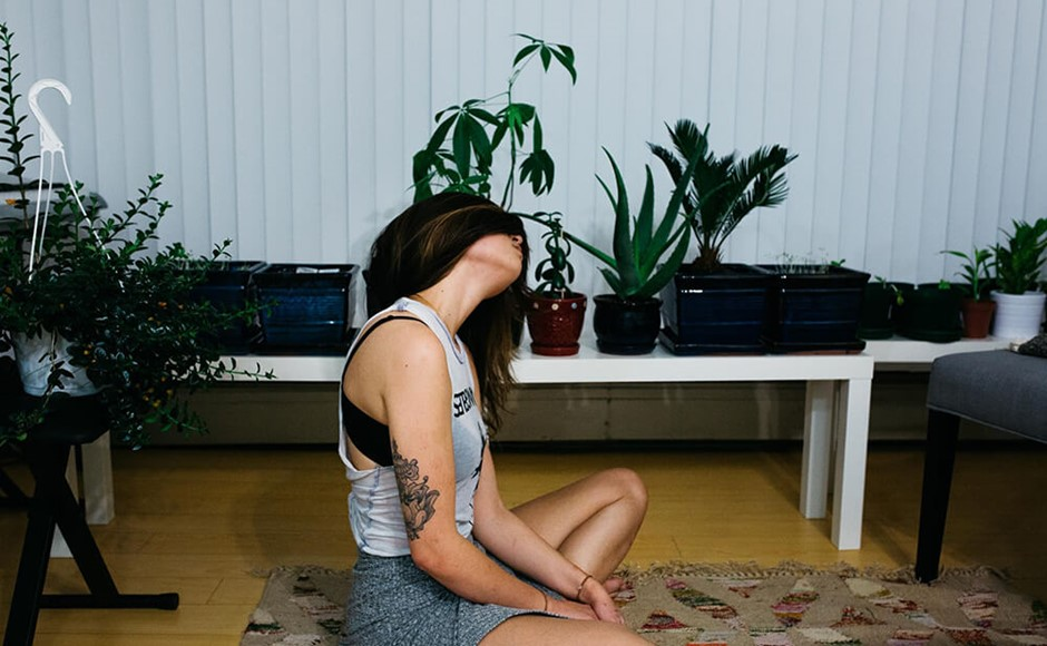 8 Yoga Asanas for Neck Pain
