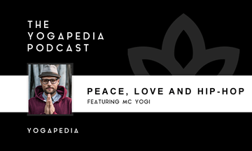 The Yogapedia Podcast Episode 1: MC Yogi - Hip-hop Artist, Author and Yogi
