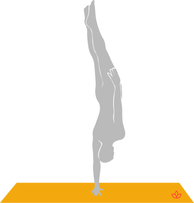 One-Handed Handstand