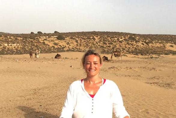 Yoga Blogger of the Month: Rachel Bonkink