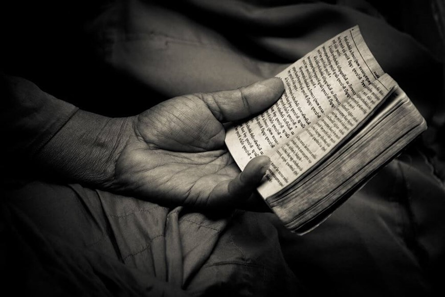 Secrets of the Ancient Yoga Scriptures