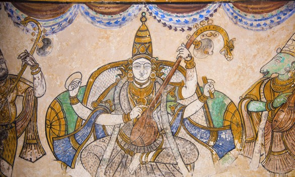 Saraswati: A Goddess Who Bestows the Essence of Self
