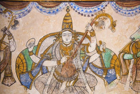 Saraswati: A Goddess Who Bestows the Essence of Self