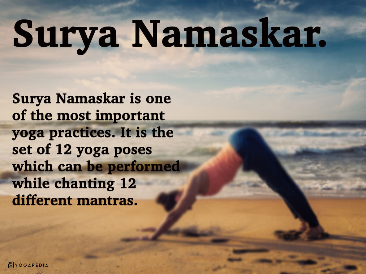 What is Surya Namaskar? - Definition from Yogapedia