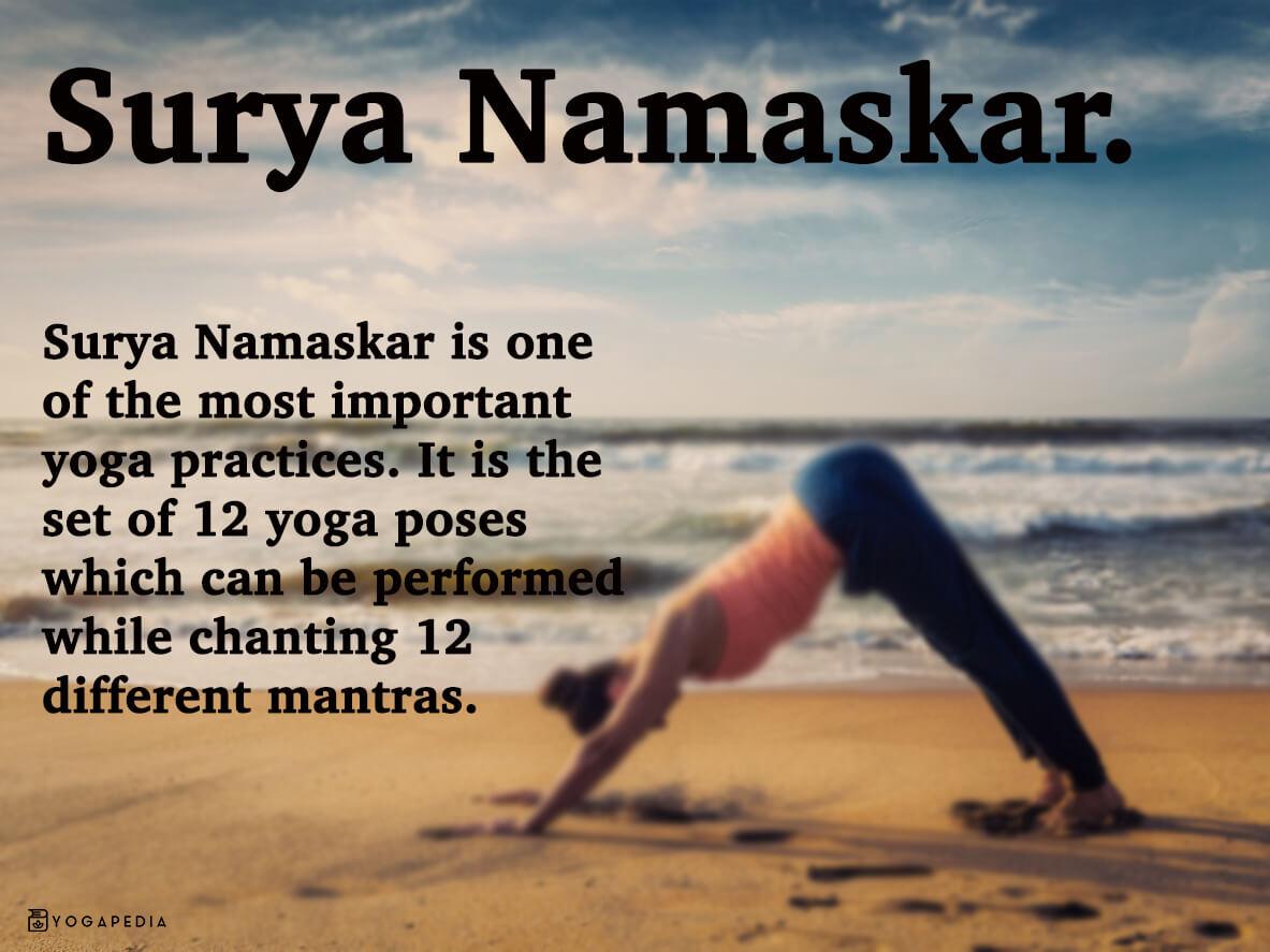 What is Surya Namaskar   Definition from Yogapedia