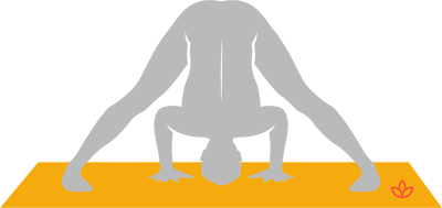 Wide-Legged Forward Bend