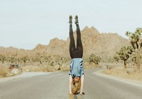 The Many Lessons of Learning How to Handstand