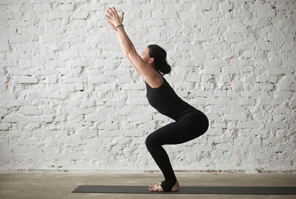 4 Yoga Poses for a Strong Back
